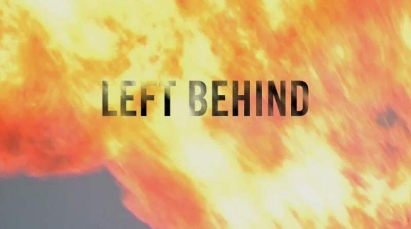 Andreas Gräfenstein - Writer and Director - Left Behind