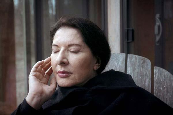 Marina Abramović and The Art of Listening by Andreas Gräfenstein
